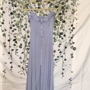 Long Flowy Beach Dress